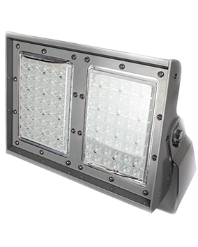 Product image of double flood light