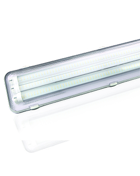 Energy Focus Vapor Tight LED Fixture