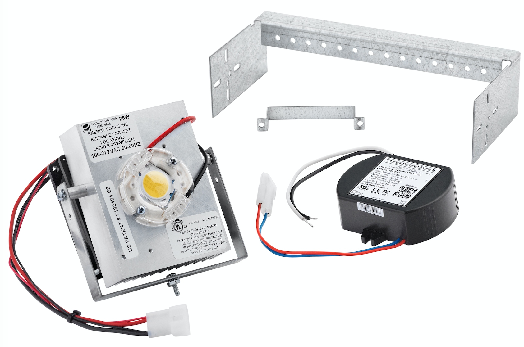 25 Watt Small Retrofit Kit | Energy Focus