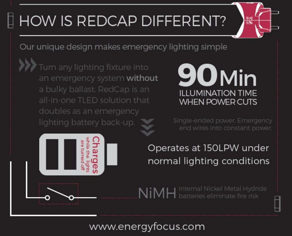 How Is RedCap Different Infographic