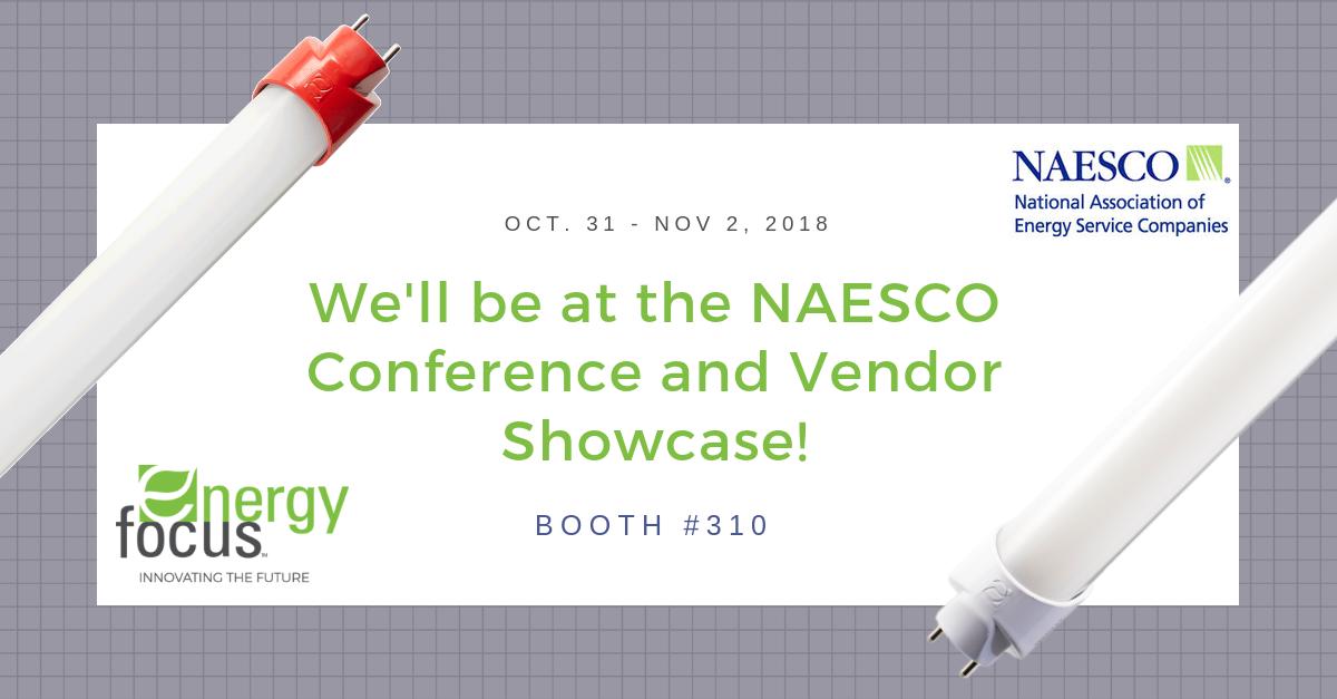 2018 NAESCO Annual Conference & Vendor Showcase